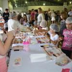 Cerca de cem crianças participaram das atividades
